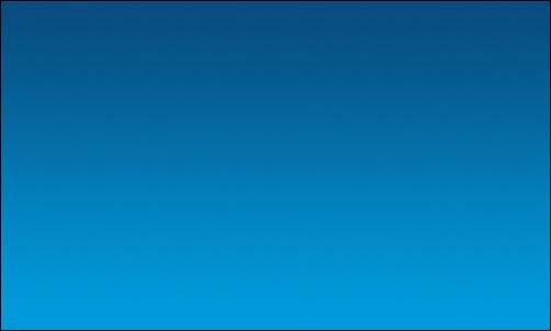 一、新建一个500*300的文件,设置前景色#064d80,背景色#009ada;在背景层上拉上线性渐变,如图:  二、新建一个层,使用钢笔工具画出下面的样子,然后按Ctrl+Enter转换成选区,再按Ctrl+Alt+D进行羽化,这时会弹出对话框,输入35.如图:  三、填充白色.调整图层的Opacity(不透明度)为:20%,色彩混合模式为Overlay(叠加).效果如图:  四、再新建一个层,把第一次使用钢笔工具画出的样子,调整节点使其变小一些.然后按Ctrl+Enter转换成选区,再按Ctrl+