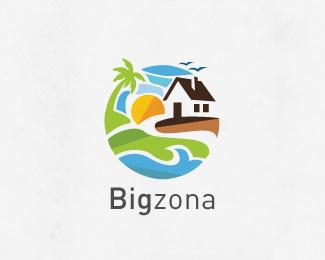 logo logo 标志 设计 图标 325_260
