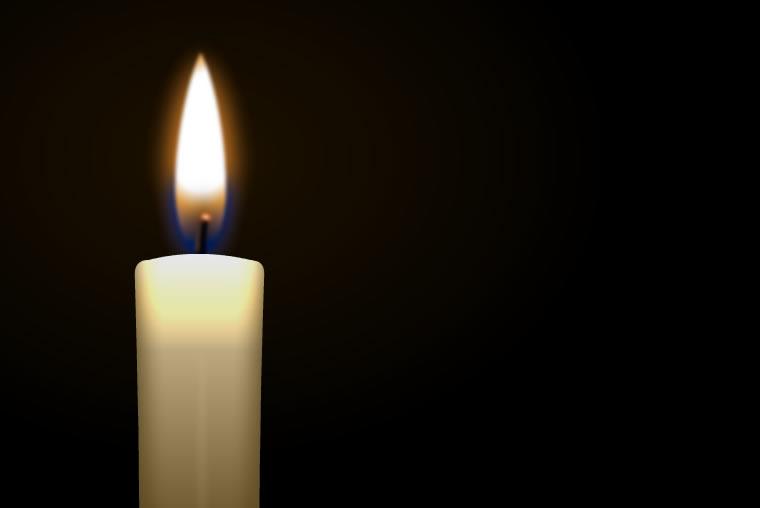白色蜡烛火焰动画flash素材