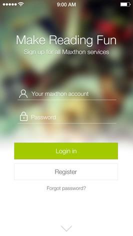 手机app网页登录框ui设计