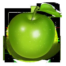 9个质感水果图片png素材 科e互联